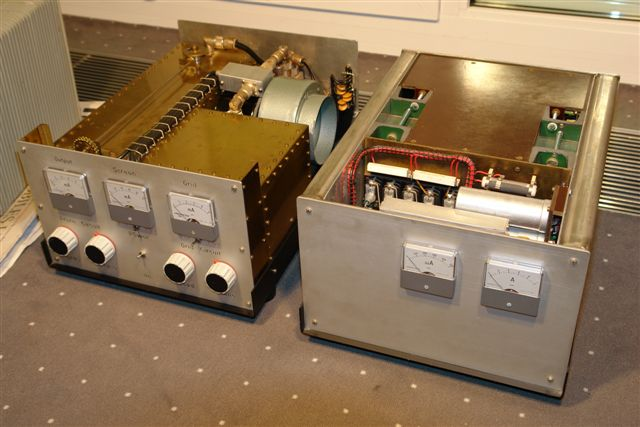 Circuit Of 2m Linear Amplifier 144mhz 45w
