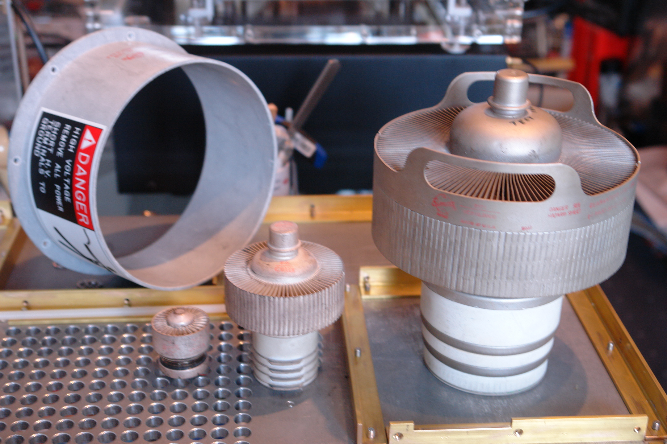 Dc9dz Project Tsunami Power Amplifier Pa Using 4cx10000d 1500 Watt High Click To Enlarge Image